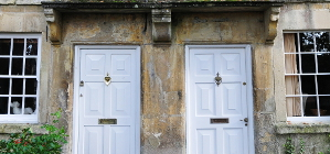 Two White Doors - Valuations